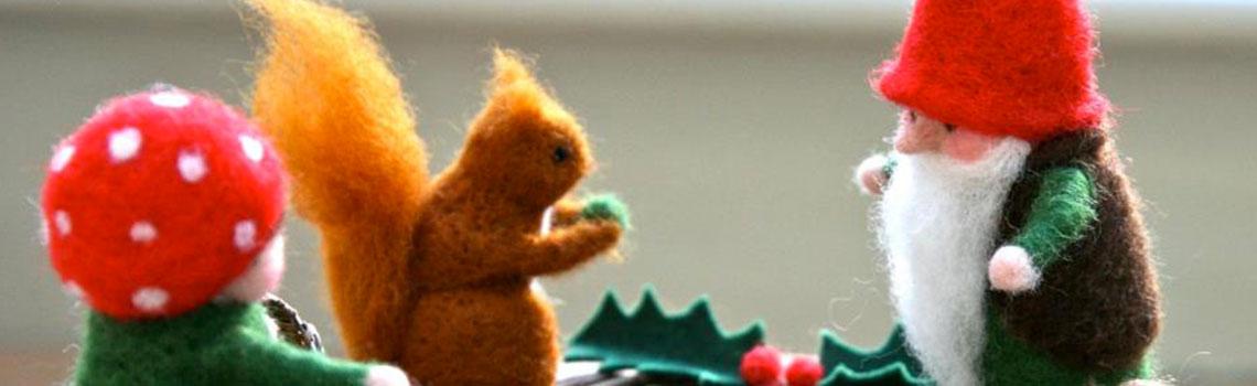 Fête de Noël au Royaume des Galopins