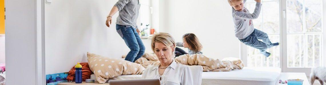 Covid 19 : comment éviter le burnout parental