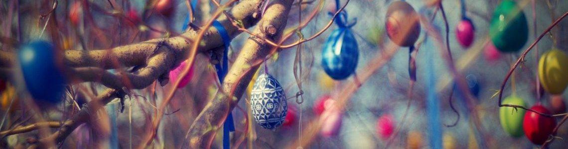 Jeu concours : Arbre de Pâques